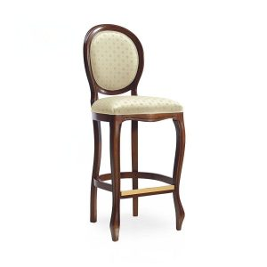 upholstered swivel chair louis french style oval spoon back upholstered solid beech wood bar stool [] p